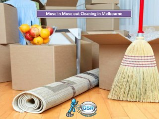 Move in Move out Cleaning in Melbourne