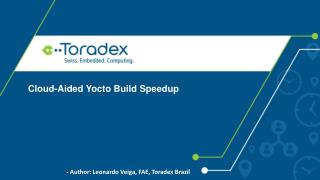 Cloud-Aided Yocto Build Speedup