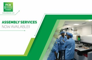 Assembly Services Now Available