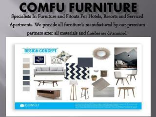 Hotel Furniture & Fitouts - Comfu