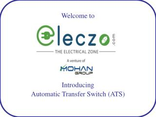 Buy Automatic Transfer Switch Online