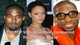 The POP Stars Who Have Conquered The Fashion World
