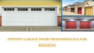 Residential Garage Doors In Savannah