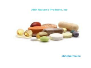 ABH Nature's Products, Inc.: Private Company Information