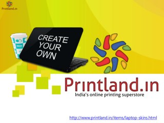 Laptop Skins - Buy Custom Laptop Skins Online in India
