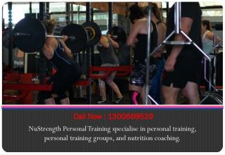 Group Training Springwood, Gyms Mansfield