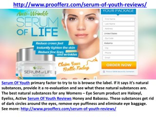 http://www.proofferz.com/serum-of-youth-reviews/
