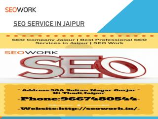 Best SEO Company in Jaipur,Rajasthan