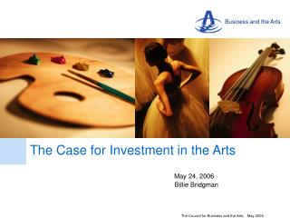 Business and the Arts