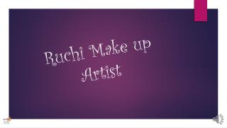 Bridal make up artist in Chandigarh