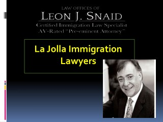 Immigration lawyers San Diego