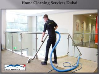 Home Cleaning Services Dubai