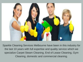 Carpet Steam Cleaning Melbourne - Sparkle Office