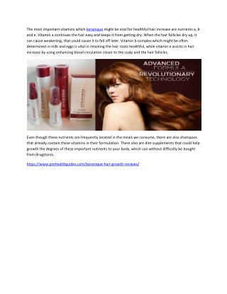 https://www.prohealthguides.com/keranique-hair-growth-reviews/
