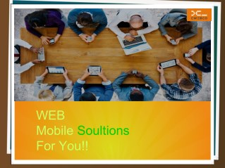 An Innovative Web Development Problem Solution Provider Company in India
