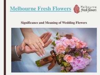 Ideas to Choose best Wedding Planners – Melbourne Fresh Flowers