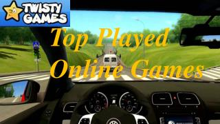 top played online games