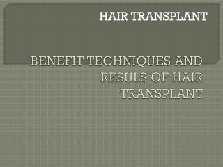 best hair transplant in delhi