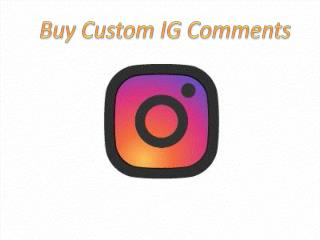 Does Buy Custom Instagram Comment Help my Business?