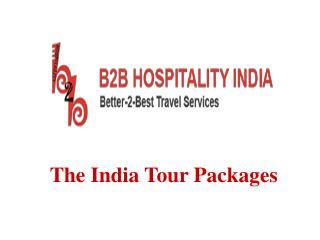 Indian Travel Agency - B2B Hospitality