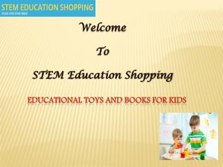 Best kids educational toys - STEM EDUCATION SHOPPING