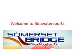 Kayaks, Jet Skis Photos at Somerset Bridge Watersports