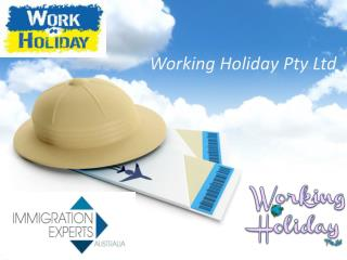 Work Travel Visa