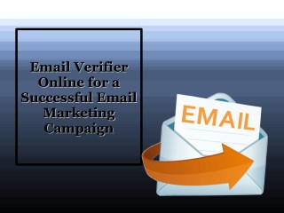 Email Verifier Online for a Successful Email Marketing Campaign