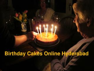 Birthday Cakes Online Hyderabad | Online Cake Delivery In Hyderabad