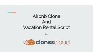 Airbnb Clone Script - StaysBnB