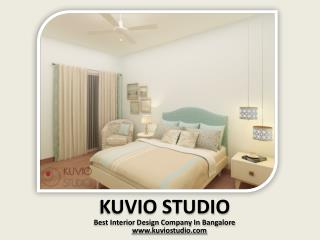 Kuvio Studio- Best Home Interior Design Company in Bangalore