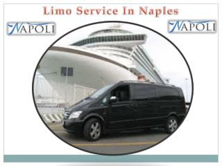Limo Service in Naples