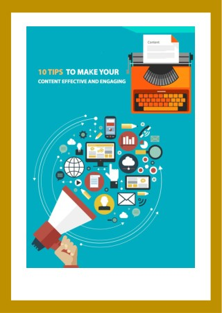 10 tips to make your content effective