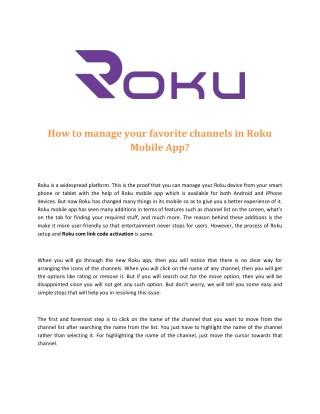 Roku Link Code Activation  1-800-723-9492