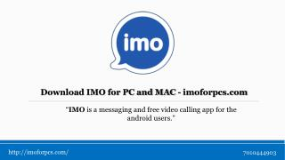 Imo for pc free download - download imo for pc
