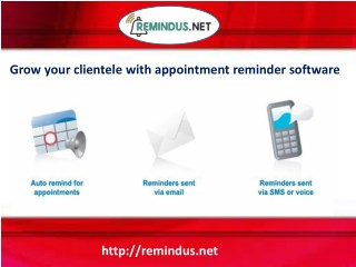 Best Email Appointment Reminders online
