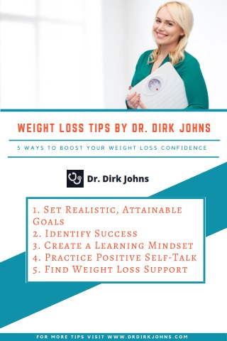 Weight Loss Tips By Dr. Dirk Johns