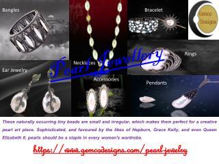 Buy Online Wholesale Freshwater Pearl Jewelry - Gemco Designs