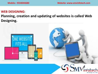 Website company in patna|web designing in patna::SMV Infotech