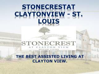 StoneCrestAt ClaytonView - ST. LOUIS