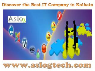 Discover the Best IT Company in Kolkata