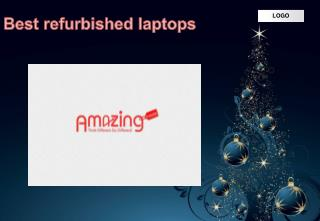 Best refurbished laptops