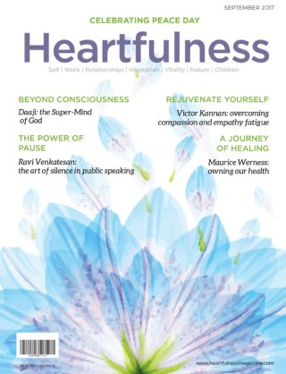 Heartfulness Magazine September 2017 (Volume 2 Issue 9)