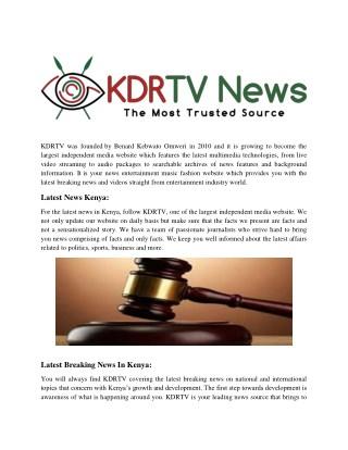 Daily Kenyan News