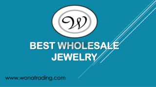 Best Wholesale Jewelry-www.wonatrading.com