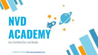 Get the Best Learning Experience in Digital Marketing Course For Beginners With NVD Academy!