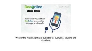 online doctor help