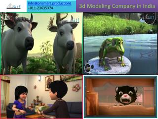 Cartoon series animation in india