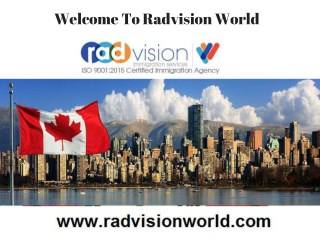 Best Immigration Consultants in India - Radvision World