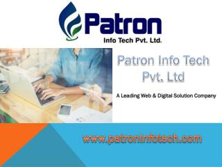 Website Design Company in Patna | Web Development Company in Patna | Software Development Services in Patna | SEO & Digi